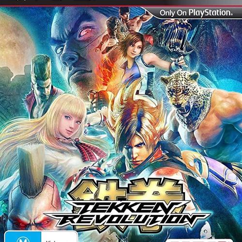 Tekken Revolution-Forest Tempest