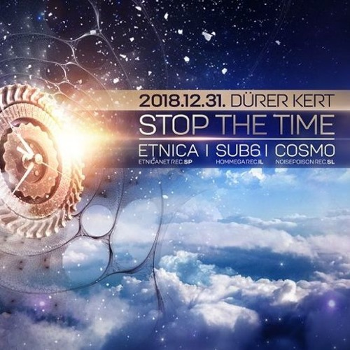 Pollux - Stop The Time New Years Eve 2018 /Nightpsy & Forest stage/