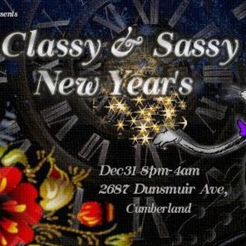 A Classy and Sassy NYE 2019 Live