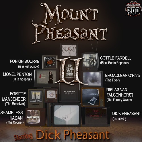 05/05 - Mount Pheasant II - Dying Not Dying