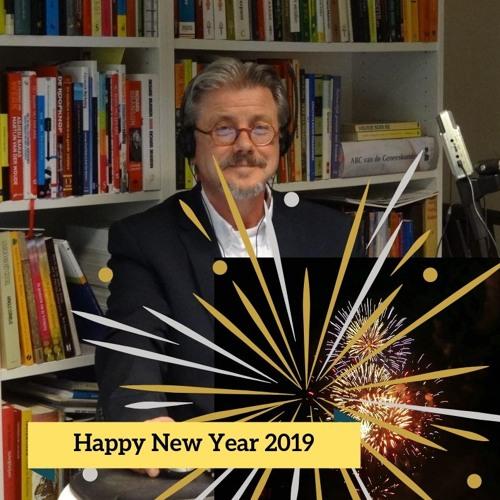 Nieuwjaarswens van het Europa Ayurveda Centrum 2019