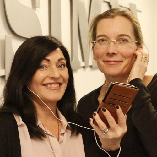Mia Grönstrand Ja Anne Lahnajärvi kertovat ajatuksiaan podcasteista