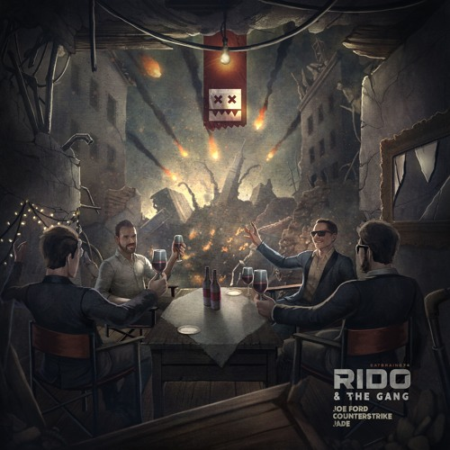 Rido - The Gang (EP) 2019
