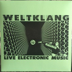 ORBEATIZE [ORB - 19] Weltklang Electronic Music - ZX81 In Concert 1982 LP
