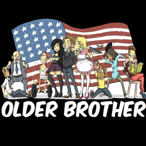 The Older Brother Podcast #33 - The New Years Episode