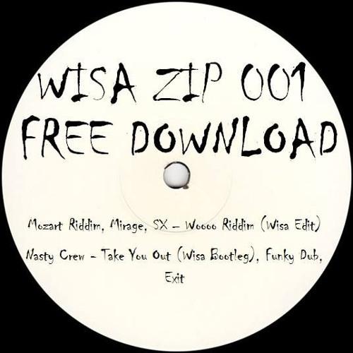 Wisa - WISA ZIP 001 (EP) 2019