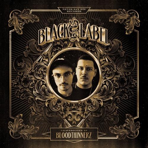 BloodThinnerz - Gravedigger EP