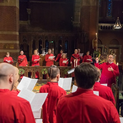 Music for Christmas & Epiphany / The Advent Choir