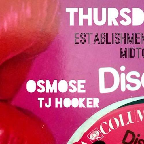 Osmose - LIVE at Establishment ATL 12.27.18 Vinyl Only