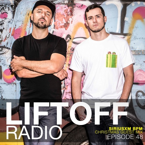 Disco Fries - Liftoff Radio [Episode 048 - SiriusXM Guest Mix]