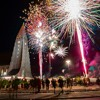 An audio postcard from Reykjavic on New Year's Eve 2018-2019