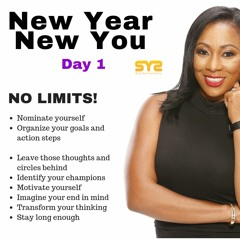 No Limits! - Day 1 of New Year New You Online