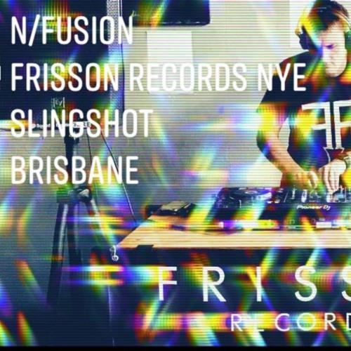 Frisson NYE - NFusion Live DJ Set