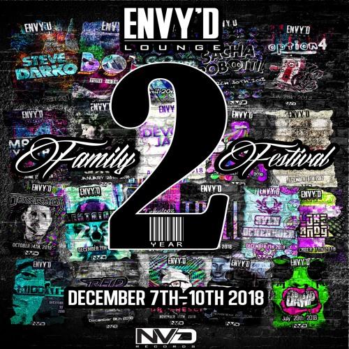 Envy'd Lounge Microfest 2018