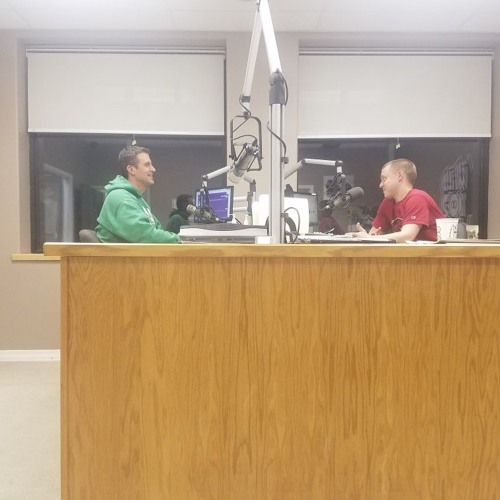 Ivan Hirst joins the Roseau Rams Coaches Show