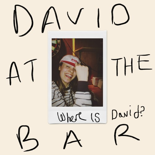 David At The Bar