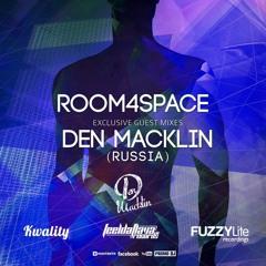 "room4space - Live @ FG Radio ""Kwality Showcase"" [France]"