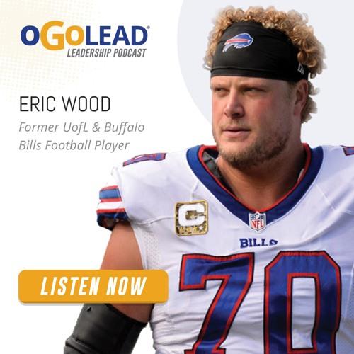 Eric Wood, former UofL and Buffalo Bills Football Player | #057