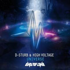D-Sturb & High Voltage - Universe