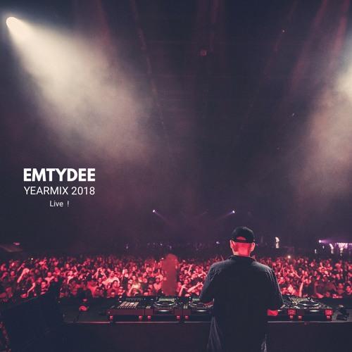 Emtydee - Yearmix 2018 ( live ! 28. december )