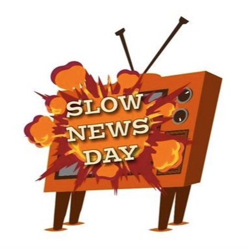 #153: Swapcast with the Slow News Day Podcast