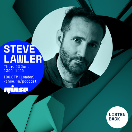 Steve Lawler - 3rd January 2019
