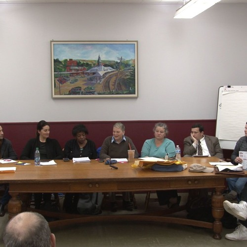 Greenfield Town Council Meeting January 2, 2019