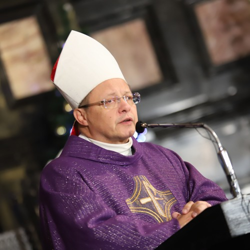 Abp Ryś - Pogrzeb Bp Pieronka