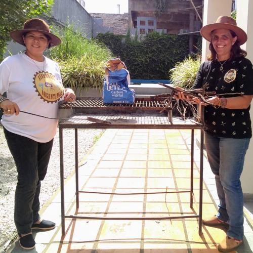 #HDR2019 - Mara y Alicia, asadoras de Pueblo Esther al Mundial
