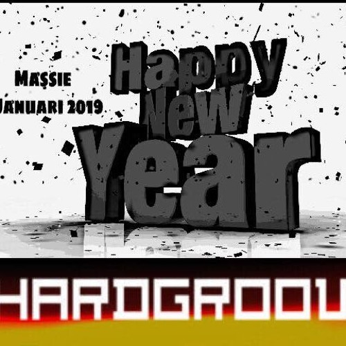 Massie @ Happy Newyear Facebook Livestreaming Hardgroove Holland vinylmix 1 jan 2019