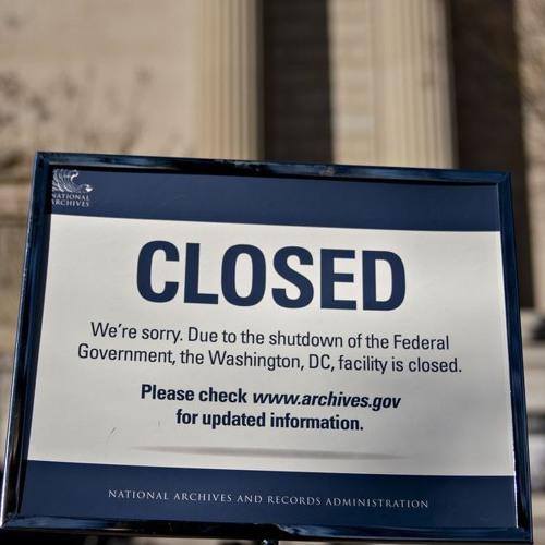 Loren Duggan on Government Shutdown on Federal News Network - December 26 Interview