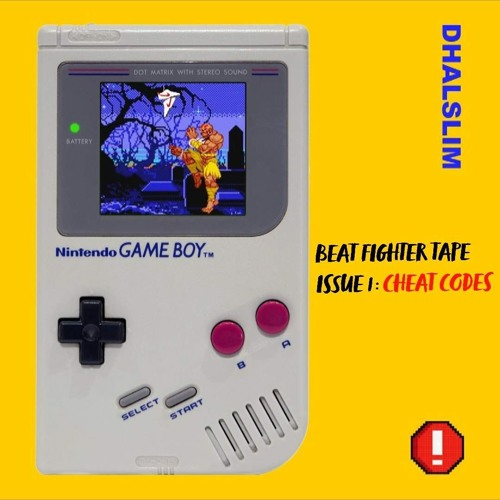 BEAT FIGHTER TAPE ISSUE 1: CHEAT CODES