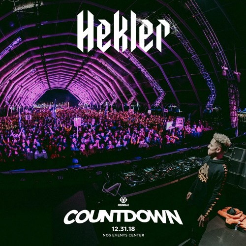 HEKLER @ COUNTDOWN NYE 2018 (WHAT THE HEK VOL 4)