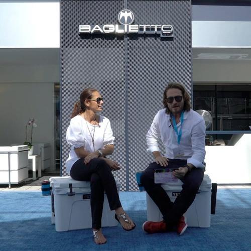 Raffaella Daino from Baglietto breaks down why the Italian boats are so special
