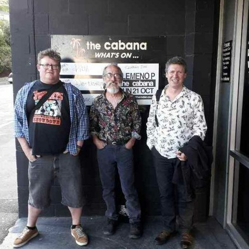 Sweetman Podcast: Episode 149 - Simon and Nick Bollinger at the Hawke's Bay Arts Festival