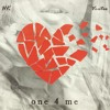Download One4Me - (Feat. Vontee The Singer) Mp3