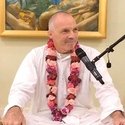 Śrīmad Bhāgavatam class on Fri 4th Jan 2019 by Gangeswar Dāsa 4.19.3