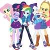 My Little Pony Equestria Girls Legend of Everfree Instrumental Theme