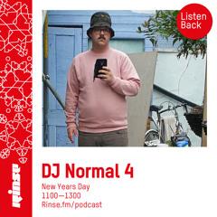 DJ Normal 4 - 1st January 2019