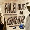 MC Kapela E MC B.O - Falei Que Ia Girar (Lyric Video) DJ Oreia