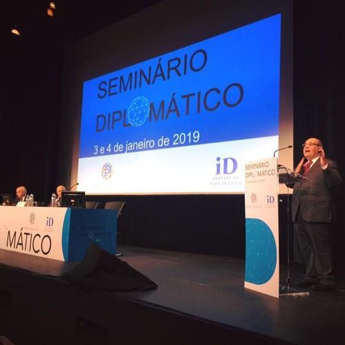 António Vitorino Seminário Diplomático 2019