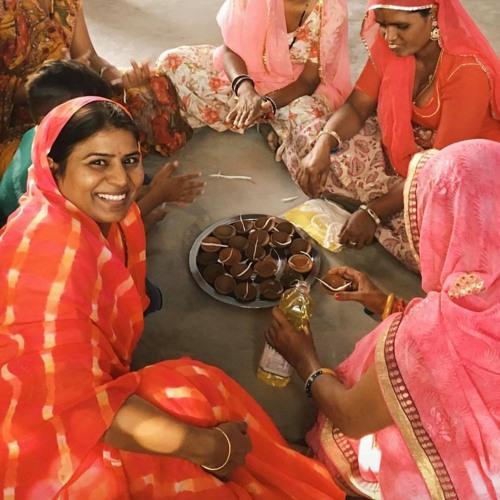 Women's Social/Skill/Financial/Community Empowerment in India with IPHD Founder Madhu Vaishnav