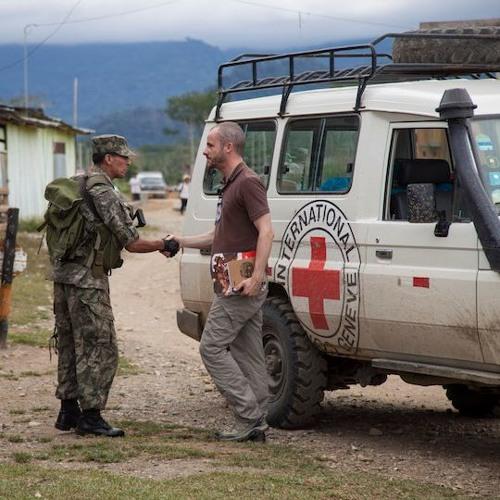 Frontline Humanitarian Negotiations with Claude Bruderlein