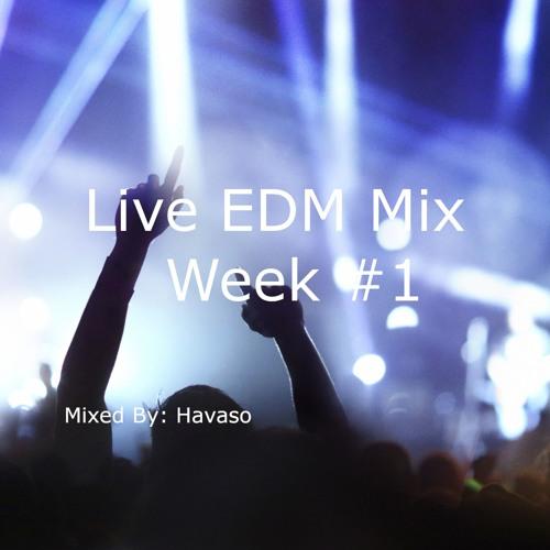 pumpyoursound com   Live EDM Mix - [Week #1]