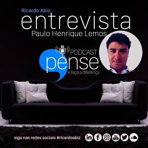Paulo Henrique Lemos - Sócio Hook Digital e Empreendedor