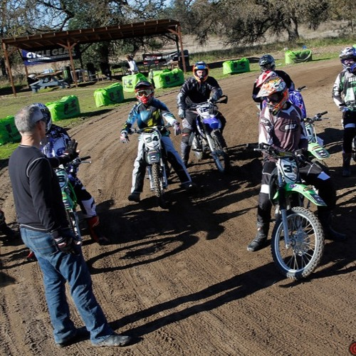 Podcast #61 Why riding a dirt bike will make you a better rider, everywhere...