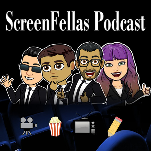 ScreenFellas Podcast Episode 183: 'Pacific Rim: Uprising' & 'Ready Player One'