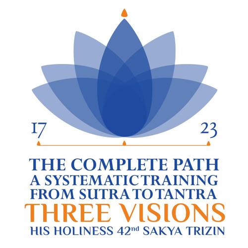 09 IBA TCP2 Three Visions HH42 Sakya Trizin EN