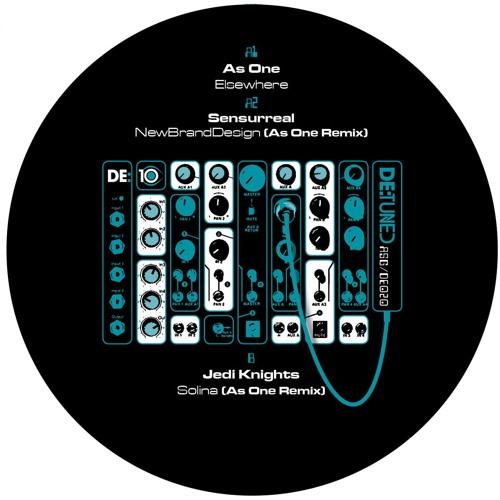 B Jedi Knights - Solina (As One Remix)