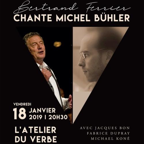 Spectacle Michel Bühler - Medley de la première répétition en commun